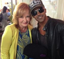 CPR PRESS: Shemar Moore & Marilyn Denis